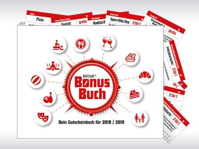 Referenzen Butlers Bonus Buch 2018 2019 Das Gutscheinbuch Aus